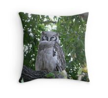 Nightime already? Throw Pillow