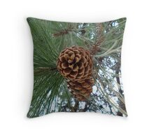 Squirrel Bait Throw Pillow