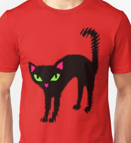 FRAIDY CAT Unisex T-Shirt