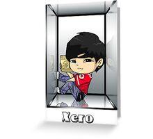 Xero Anniversary Greeting Card