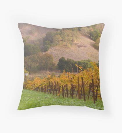 Vineyard Throw Pillow