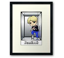 Jenissi Anniversary Framed Print