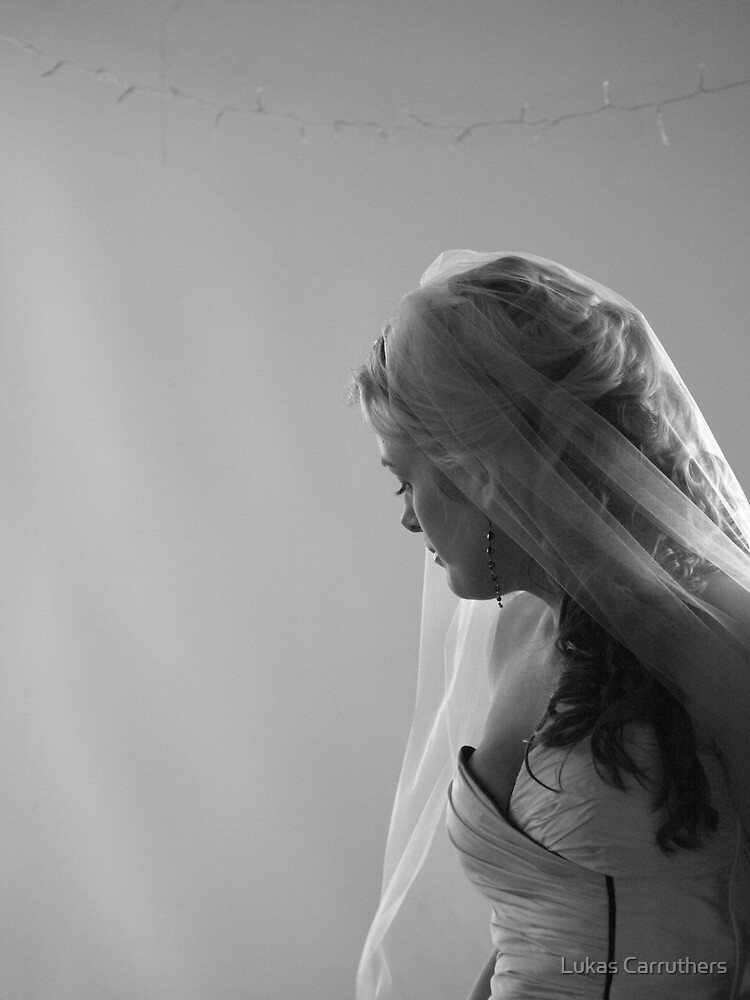 Bride by Lukas Carruthers