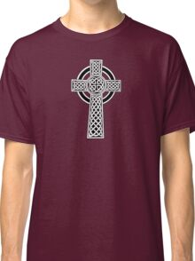 High Cross on red Classic T-Shirt