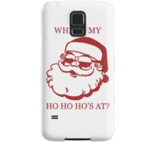 Pimp Santa Samsung Galaxy Case/Skin