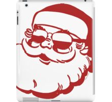 Pimp Santa iPad Case/Skin