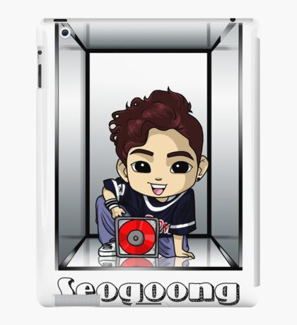 Seogoong Anniversary iPad Case/Skin