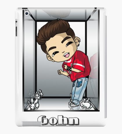 Gohn Anniversary iPad Case/Skin