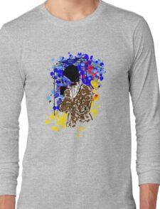 Doctor Who and TARDIS design Long Sleeve T-Shirt