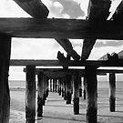 MacKenzie Jetty, Fraser Island by SusanC