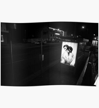 Urban Landscape # 2 Parramatta Rd Bus Stop Poster