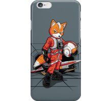 Rebel Fox iPhone Case/Skin
