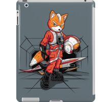 Rebel Fox iPad Case/Skin