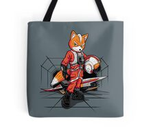 Rebel Fox Tote Bag