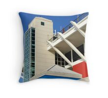 Sharp Throw Pillow
