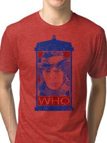 WHO 4 Tri-blend T-Shirt