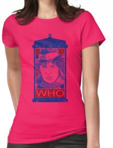 WHO 4 Womens Fitted T-Shirt