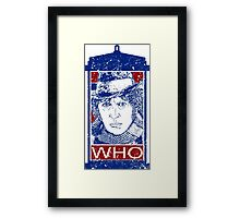 WHO 4 Framed Print