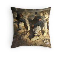 Stryker Throw Pillow