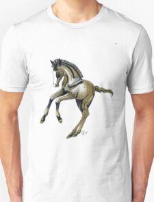 """Frolicking Ponies #3"" Unisex T-Shirt"