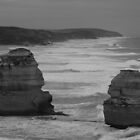 2 of the 12 apostles  by chrisblackwell29