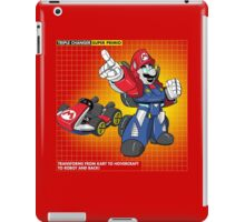 Super Primio iPad Case/Skin