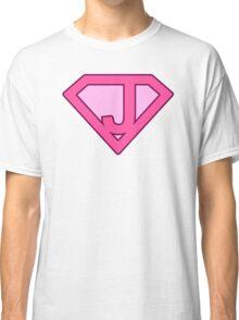 J letter Classic T-Shirt