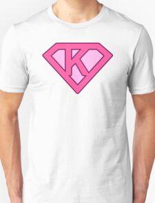 K letter Unisex T-Shirt