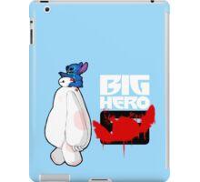 Big Hero Stitch iPad Case/Skin