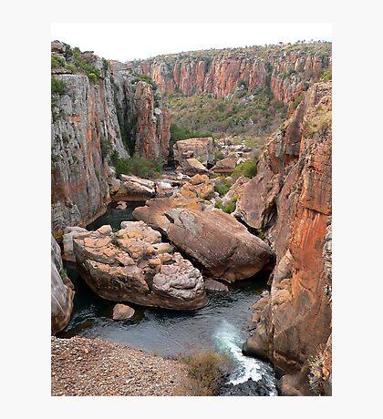 Landscape Africa Photographic Print