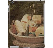 Creativity iPad Case/Skin