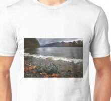 Derwent Water Shorebreak As Storm Approaches Unisex T-Shirt