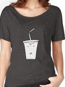 SODA BOY Women's Relaxed Fit T-Shirt