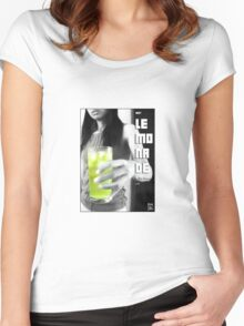 Le-monade Women's Fitted Scoop T-Shirt