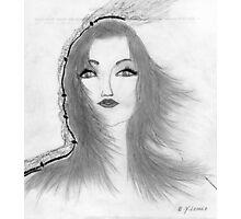 Wind Rush Photographic Print
