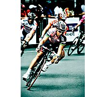 Elite Men's Criterium Race - Southbank Photographic Print