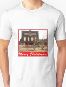 Old Fashioned Merry Christmas! T-Shirt