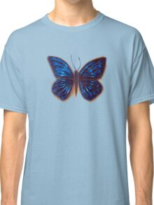 the influence of butterflies Classic T-Shirt