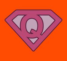Q letter Kids Tee