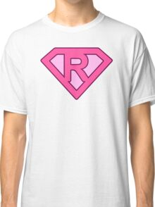 R letter Classic T-Shirt