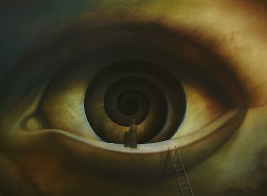 Eye by defineart