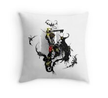 Simple and Clean Throw Pillow