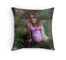 Tranquill Beauty Throw Pillow