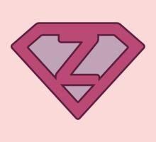 Z letter One Piece - Short Sleeve