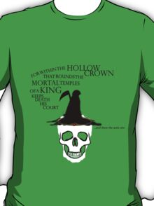 The Hollow Crown T-Shirt