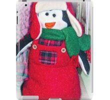Christmas Penguin  iPad Case/Skin