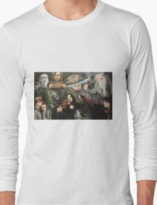 The Deathly Hallows Long Sleeve T-Shirt