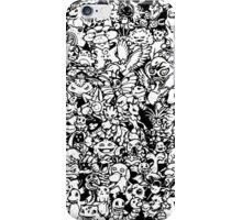Pokemon 150 iPhone Case/Skin