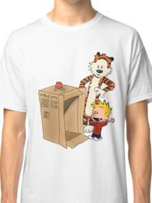 Calvin's new ride Classic T-Shirt
