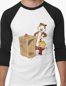Calvin's new ride Men's Baseball ¾ T-Shirt